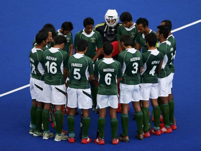 Pakistan's men's hockey team are already suffering because of the row - missing out on a chance to take part at the Commonwealth Games in Glasgow next year