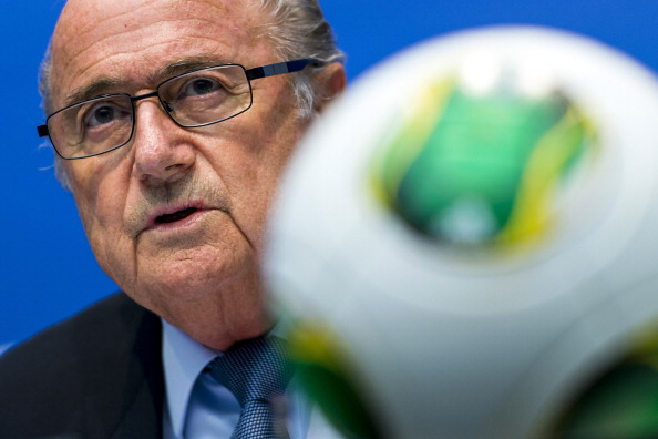 Sepp Blatter is planning to join forces with the International Olympic Committee to try to solve a problem over the doping lab in Rio de Janeiro