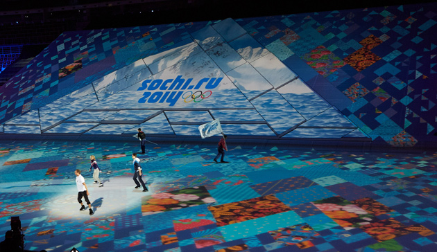 NBCUniversal is launching a major promotional campaign to make sure everyone in the United States knows about its coverage of Sochi 2014