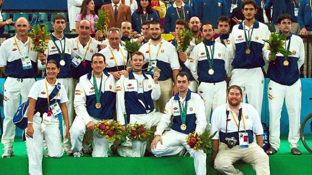 Spain's intellectually disabled basketball team were stripped of the gold medals they won at Sydney 2000 after it emerged that some of them were not disabled