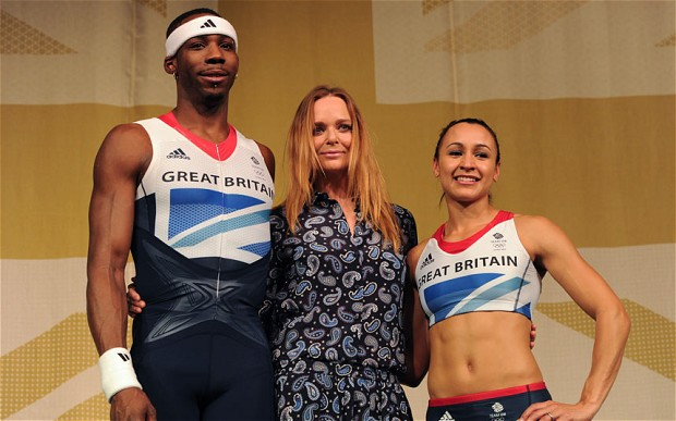 Bill Sweeney helped negotiate the deal that saw Stella McCartney design the Team GB kit for London 2012