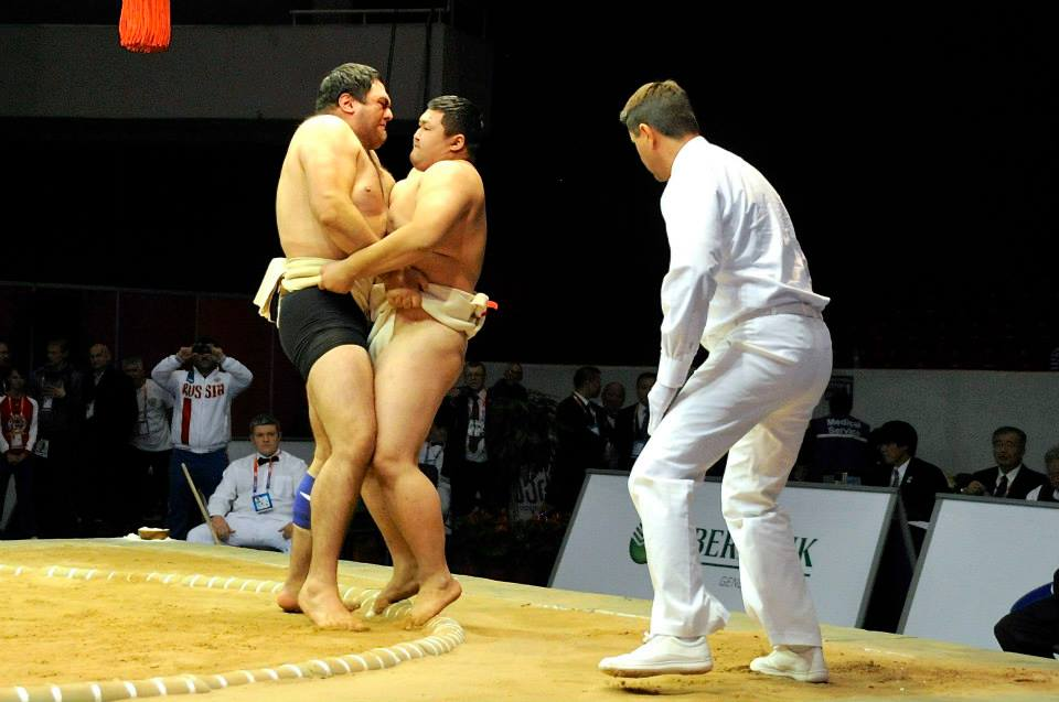 Sumo has been adapted to make it more popular internationally but retains most of the traditions of the sport whose origins are deeply rooted in Japan