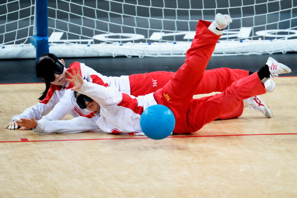 Iran and China took gold at the IBSA Asia Pacific Goalball Championships on Sunday ©Getty Images