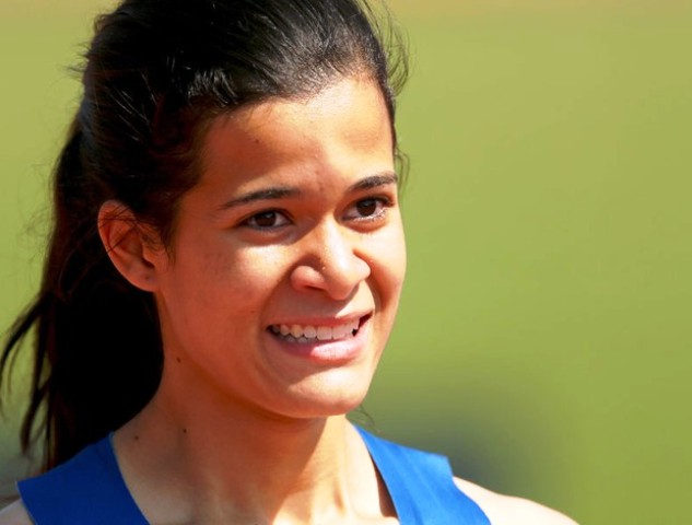 After impressing on the Caixa Loterias Circuit, Veronica Hipolito went on to take a T38 sprint gold and silver at the World Championships in Lyon