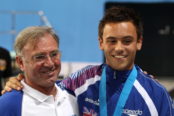 Alexei Evangulov, who has played a leading role in the career of Tom Daley, will be England's Team Leader for diving at Glasgow 2014 @Getty Images