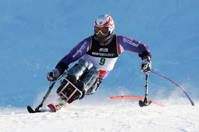Alpine skiier Tim Farr will represent winter sport Paralympians on the new Athletes' Commission