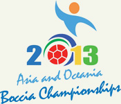 Australia were left disappointed at the 2013 Asia-Oceania Boccia Championships
