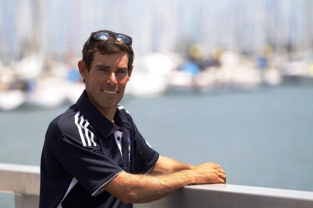Australian Matt Belcher is up for Male Sailor of the Year after claiming world and European gold in 2013