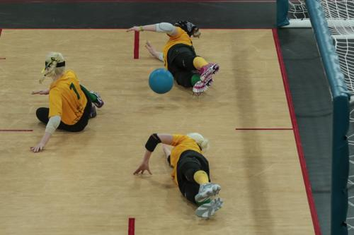 Australia's men's and women's goalball teams will travel to Beijing for the IBSA Asia Pacific Goalball Championships today