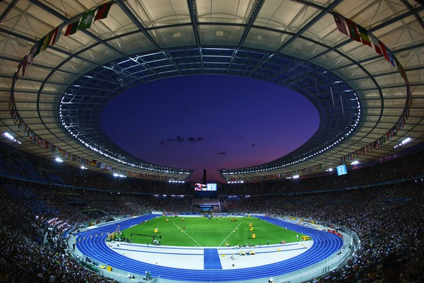Berlin is set to be awarded the 2018 European Athletics Championships