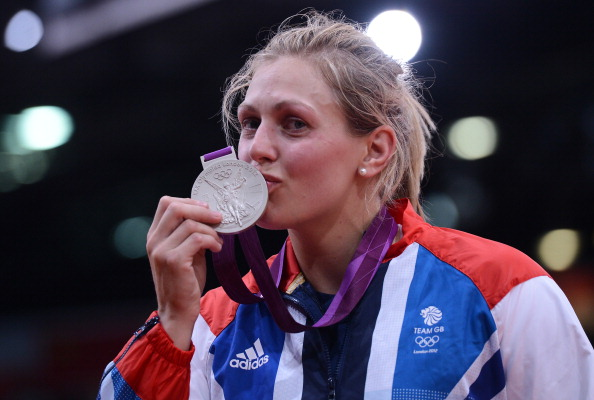 British Judo are now looking to go one step better than the silver medal won by Gemma Gibbons at London 2012
