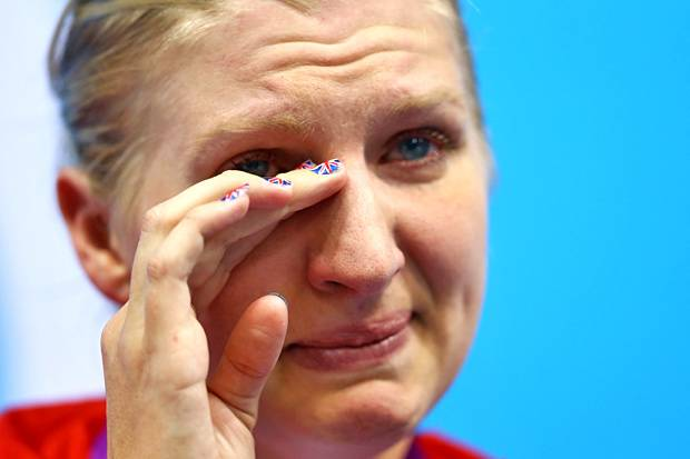 British Swimming has received a cut to their funding due to their poor performance in the pool at the London 2012 Olympics