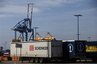DB Schenker has agreed a four year extension to its contract with the IPC ©Getty Images