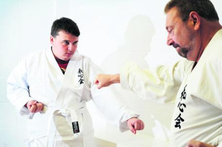 Disability karate expert and 5th Dan Ray Sweeney will teach the classes at the Stoke Mandeville Stadium