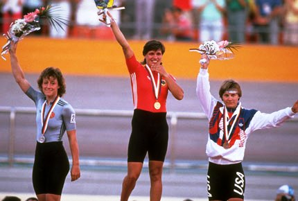 Double olympic champion Erika Salumae (centre) has auctioned off her two gold medals to reportedly raise funds for medical bills