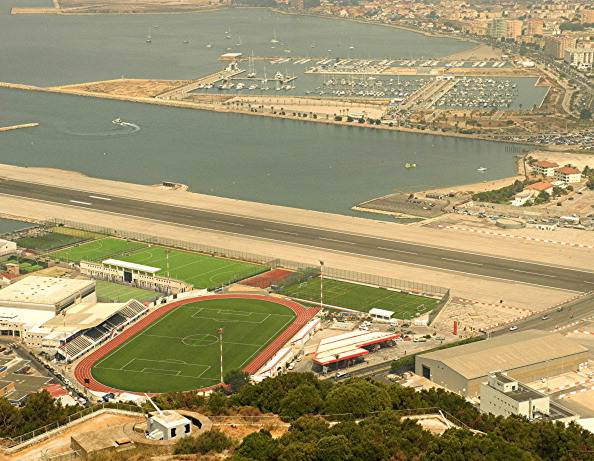 Gibraltar will make their international debut against Slovakia on Tuesday night ©Getty Images