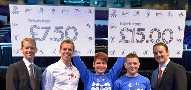 Glasgow 2014 organisers say that over 90 per cent of tickets for next year's Games have been sold