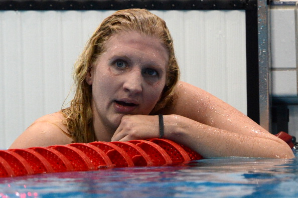 Harnessing a new generation to take over from the likes of the now retired Becky Adlington appears a major challenge for British Swimming heading towards Rio 2016 ©Getty Images