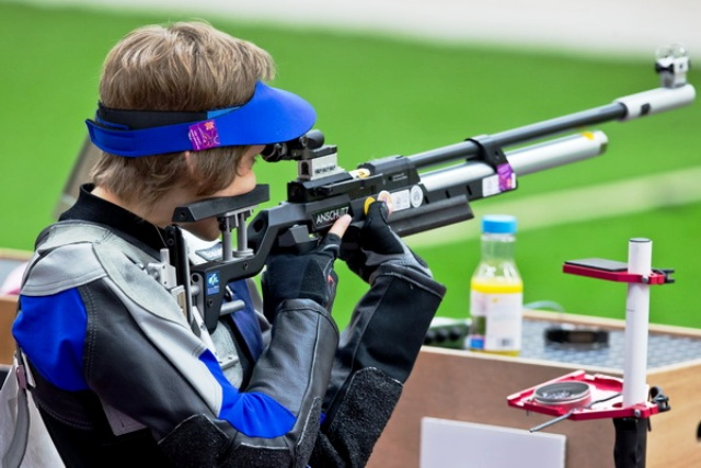 Hiltrop produced a superb display of accuracy to take the European crown in Alicante