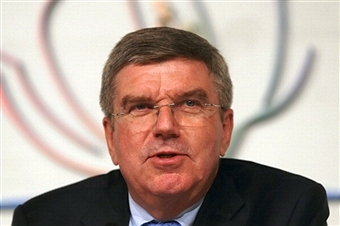 IOC President Thomas Bach is delighted with number and quality of bid cities for 2022 Winter Olympic and Paralympic Games © Getty Images