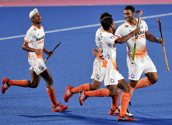 India is bidding to host the 2018 Men's Hockey World Cup