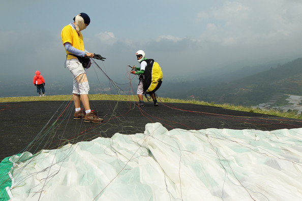 Indonesia caused controversy when they introduced first time sports such as Para-gliding wall-climbing and  into the 2011 Southeast Asian Games