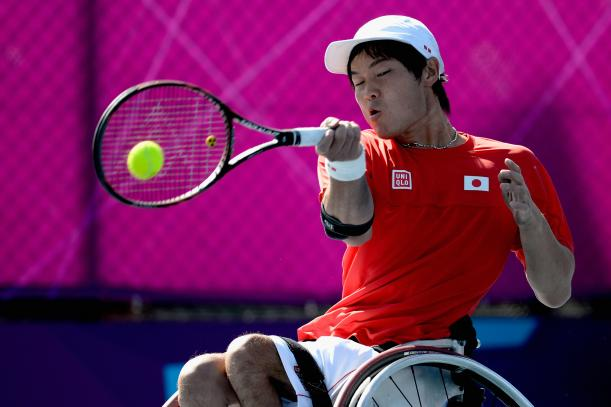 Japans world number one Shingo Kunieda will be looking to retain his title in the mens singles event