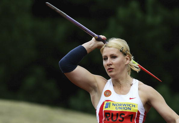 Russian javelin thrower Lada Chernova had a life ban lifted after the Moscow anti-doping laboratory were found to have made mistakes with her paperwork @Getty Images