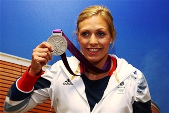 London 2012 silver medal winner Gemma Gibbons is the latest star to become a CGE Ambassador