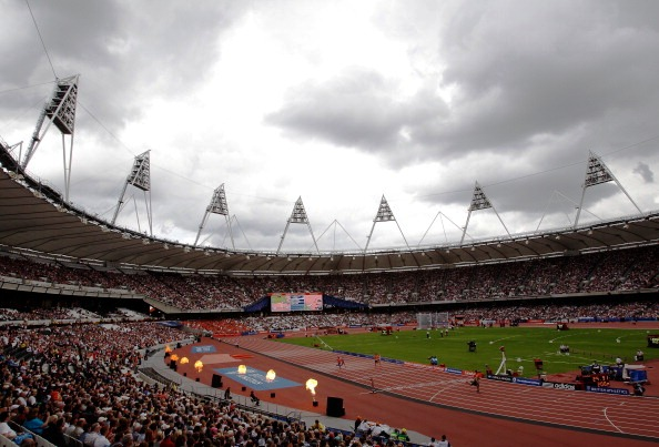 London's Olympic Stadium is one of the major venues being utilised by the Gold Event Series when it stages the IAAF and IPC Athletics World Championships in 2017 © Getty Images