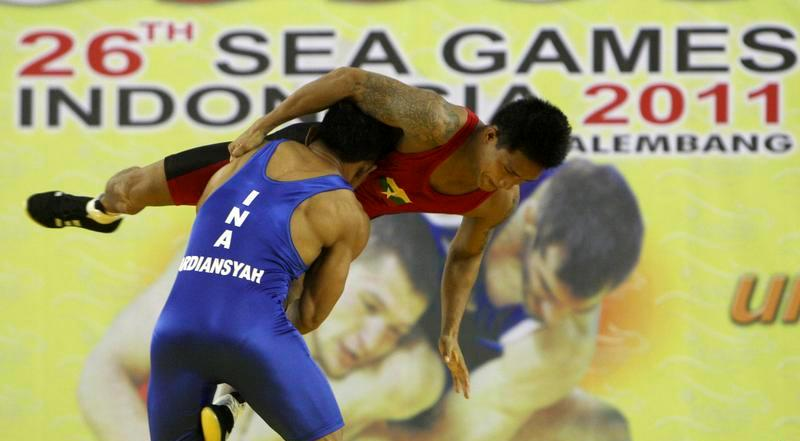 Malaysia are said to be excluding wrestling from ttttheir programme of events for the 2017 Southeast Asian Games due to their lack of presence in the sport