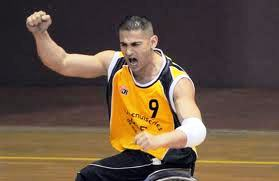 Nabil Guedoun was the main man for Algeria as they claimed the African Wheelchair Basketball title