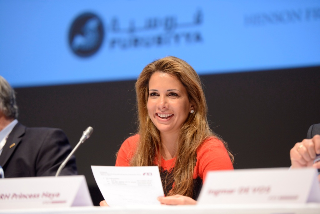 National Federations are said to be calling on Princess Haya to stand for a third term as FEI President