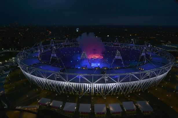 Who took over the Olympic Stadium after London 2012 led to a bitter fight between Premier League rivals West Ham United and Tottenham Hotspur