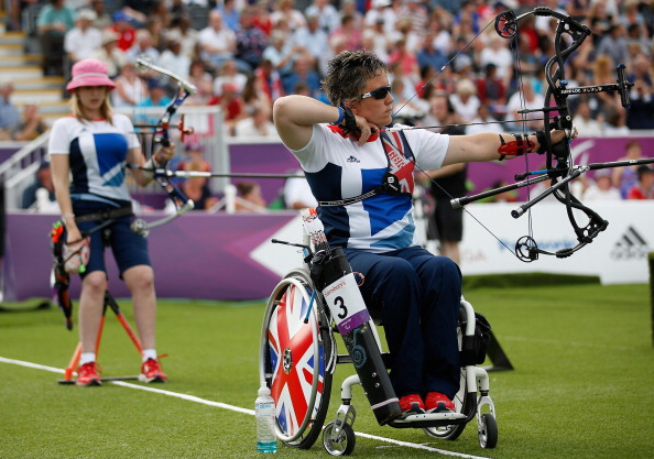 Para archer Mel Clare has won two Paralympic medals and will bring all that experience to the sports fest © Getty Images