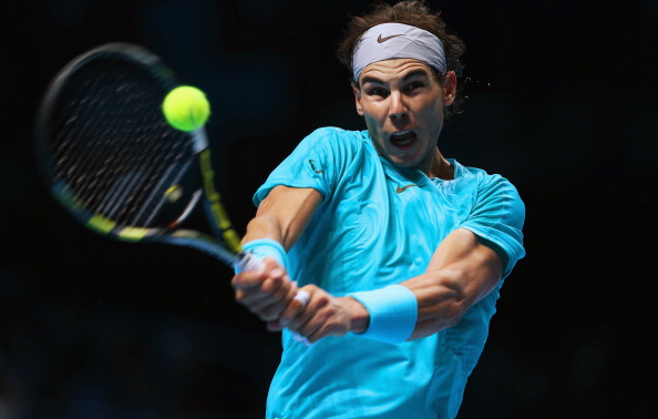 Rafael Nadal will end the season as world number one