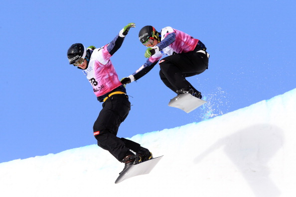 Ski and snowboard cross athletes will compete on the 1,250-metre long course at Sochi 2014 ©Getty Images