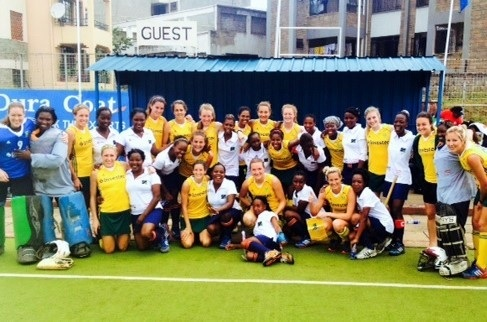 South Africa's men and women have sealed their places at next year's Hockey World Cup ©FIH