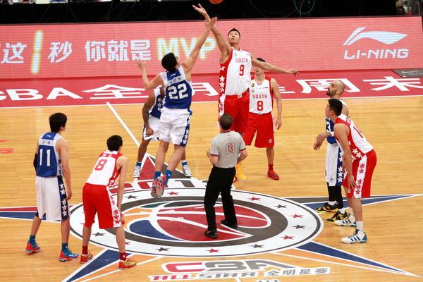 Stanley Black and Decker has become an official partner to the Chinese Basketball League
