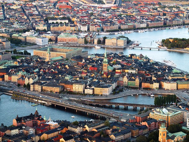 Stockholm has hosted an Olympic Games once before in 1912