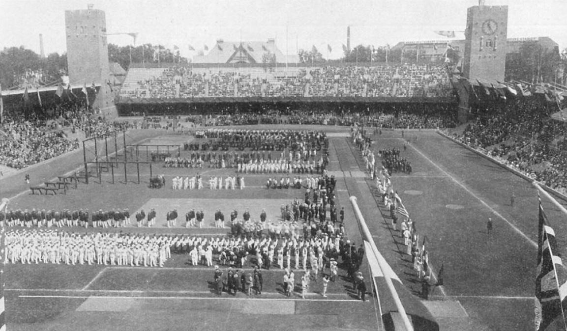 Stockholm played host to the Summer Olympics in 1912 the only time the Olympics has been held in Sweden