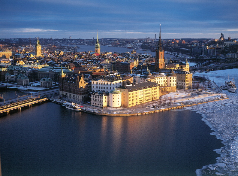 Stockholm will be in the running to host the 2022 Winter Olympic Games