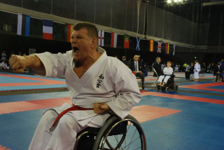 Stoke Mandeville Stadium and the Disability Karate Federation have partnered to launch a new KickStart 100 Project