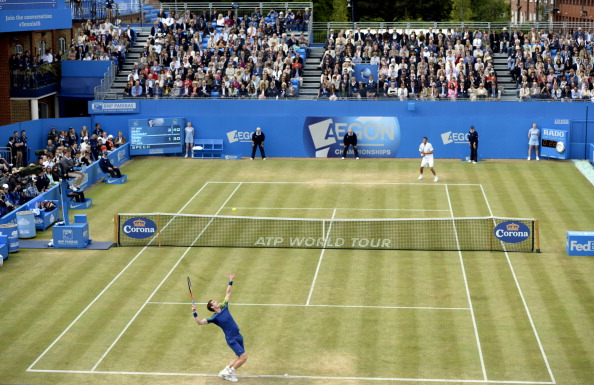 The Aegon Championship at the London's Queen's Club will become an ATP World Tour 500 event from 2015