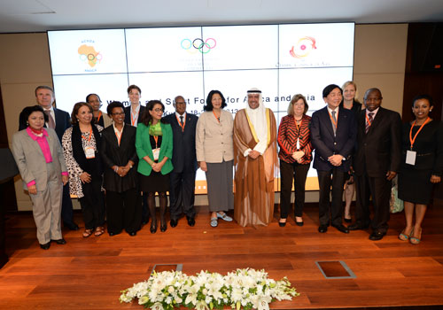 The IOC Women and Sport Forum for Africa and Asia was held in Kuwait ©Olympic Council of Asia