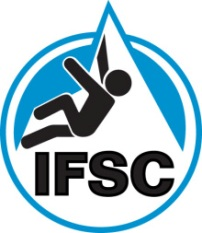 The International Federation of Sport Climbing has agreed a broadcast deal with Japan's Synca Creations ©IFSC
