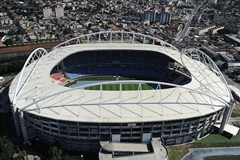 The João Havelange Olympic Stadium in Rio was one of a number of Rio 2016 venues visited by an international delegation of 13 NOCs