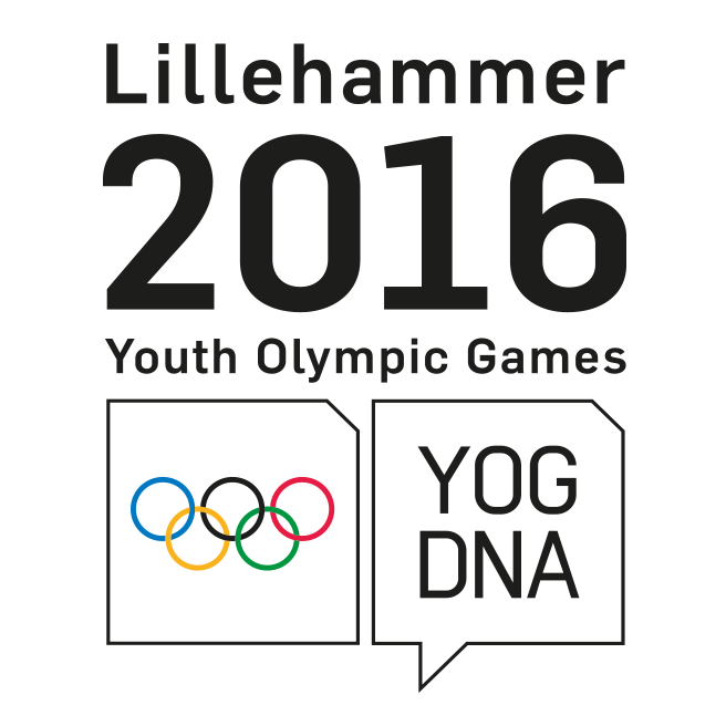 The Lillehammer 2016 Youth Olympic Games emblem has been revealed ©Lillehammer 2016