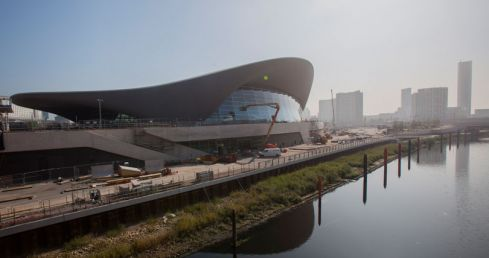The London Olympic Aquatics Centre will host a leg of the Diving World Series next year ©British Swimming and The ASA