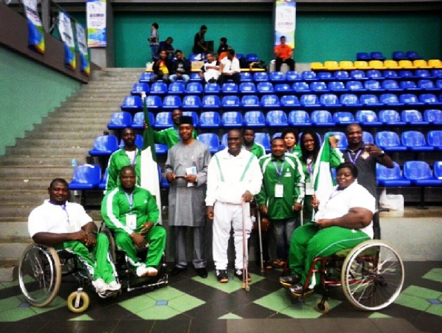 The Nigerian powerlifting squad proved the dominant force at the Asian Open Championships in Kuala Lumpur